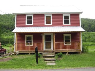 The Red House: A Beautiful Home with Trout Stream - Thompson vacation rentals