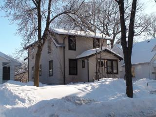 Near Everything! Duplex on Minnehaha Park & Creek - Minneapolis vacation rentals