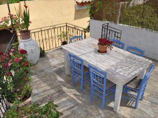 Nikos Apartments inthe middle of Loggos village - Loggos vacation rentals