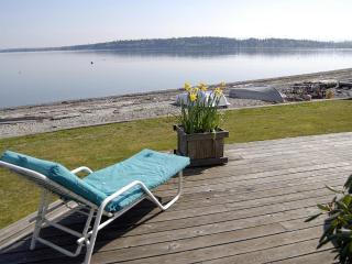 3 bedroom No Bank Waterfront - Pet Friendly Home - Lummi Island vacation rentals