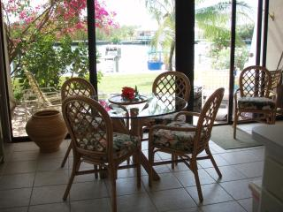 Abaco Condo, boat slip, Treasure Cay, ground level - Abaco vacation rentals