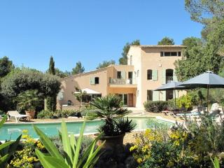Les Magnanarelles, Spacious 3 Bedroom Villa Luberon - Montjustin vacation rentals