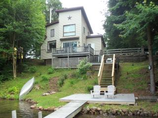 Modern Waterfront Cottage - Camp Watkins - Hermon vacation rentals