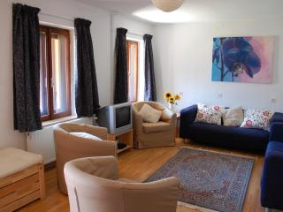 Bovec: 4-bed house with garden and balcony views - Bovec vacation rentals