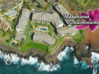 Makahuena 2202: Beautiful 3br condo, spacious inside, view, close to beach. - Poipu vacation rentals