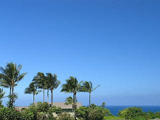 Cliffs 4209: Attractively remodeled, affordable, ocean view, many amenities - Princeville vacation rentals
