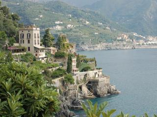 Dimora di mare, charming Villa, private sea access - Ravello vacation rentals