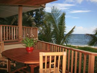 Hale Kepuhi - Beachfront Paradise in Haena, Kauai - Haena vacation rentals
