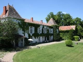 Beautiful French Chateau in Dordogne France - La Roche Chalais vacation rentals