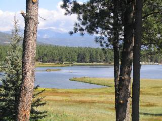 Fantastic view, all you need  for 1 person or 12! - Angel Fire vacation rentals