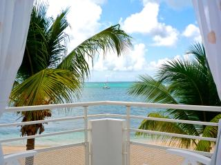 Charming Studio right on the beach in Marigot - Marigot vacation rentals