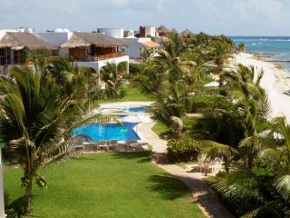 Oceanfront Rental In Akumal - Akumal vacation rentals