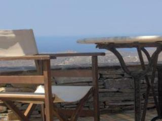 Andros Cyclades  Villa amazing view - Gavrion vacation rentals