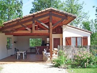 MODERN OPEN ASPECT CHALET - Lot et Garonne - Lot-et-Garonne vacation rentals