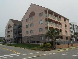 Affordable Oceanview 2 Bedroom Condo with a Balcony - Myrtle Beach vacation rentals