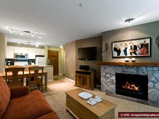 The Aspens: Ski In/Out, Hot tubs, Pool, Front Desk, Boutique Hotel Quality - Whistler vacation rentals