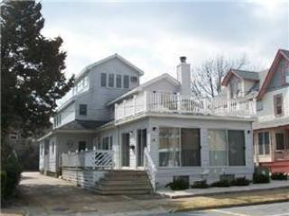 Bright 5 bedroom Rehoboth Beach House with Deck - Rehoboth Beach vacation rentals