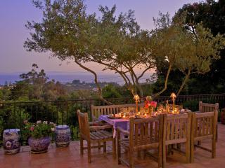 5 br.  Montecito Estate. Beach/Island Views/Pool - Santa Barbara vacation rentals