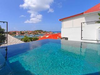 Modern villa ideally located on the hillside of Gustavia WV ROS - Gustavia vacation rentals