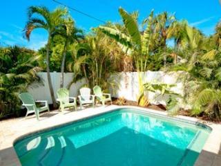 Pool 2 - Paradise Found-5802 DePalmas - Holmes Beach - rentals