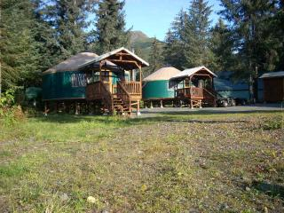 Yurt lodging in Seward -(2) 24ft.and (1)30ft. Yurt - Seward vacation rentals