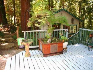 Guerneville Cottage, Decks, Skylight ,Hot Tub! Romantic Getaway! 3 for 2!~ - Guerneville vacation rentals