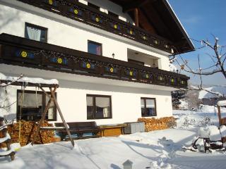 Apartment Speiereck in Haus Bellevue - Saint Michael im Lungau vacation rentals
