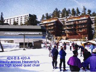 Skier / Snow Boarder's Delight - Stateline vacation rentals