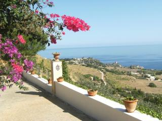 Detached Villa, peaceful setting, wonderful view of the entire gulf - Scopello vacation rentals