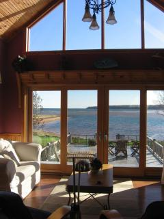 Howe Bay Beach House - PEI Luxury Vacation Rental - Souris vacation rentals