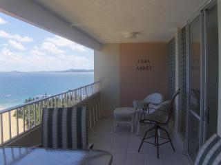 1 bedroom condo oceanfront 19th FL w/large balcony - Luquillo vacation rentals