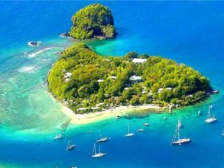 Young Island - Luxury Cottages - St.Vincent - Saint Vincent vacation rentals