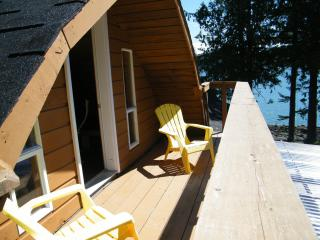 Chateau Norm, a unique Haida Gwaii experience - Queen Charlotte Islands vacation rentals