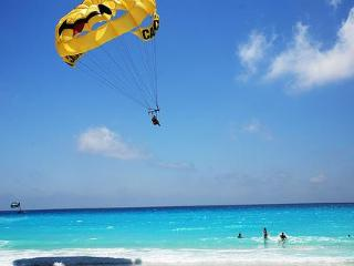 Beach Front 3 Bedrooms Villa MAY SALE - Cancun vacation rentals