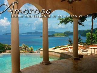 Old World Vacation Villa; Amorosa Peter Bay Beach - Virgin Islands National Park vacation rentals