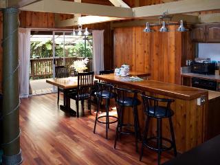 Tranquil VOLCANO HAIKU HOUSE-Sleeps 2-12/Jacuzzi - Volcano vacation rentals