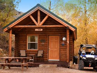 Connie & Greg's Pine Creek Cabins - Junction vacation rentals