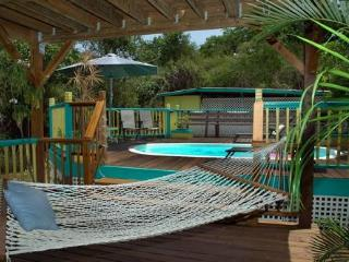 Affordable Coral Bay rental with Pool for couples or Families - Saint John vacation rentals