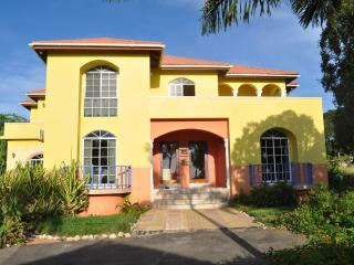 Beautiful Villa with Deck and Internet Access - Treasure Beach vacation rentals