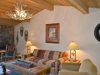 Nice 2 bedroom Teton Village Condo with Deck - Teton Village vacation rentals