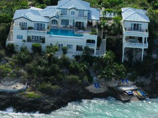 Ambrosia Villa, Luxury Oceanfront Property - Shoal Bay Village vacation rentals