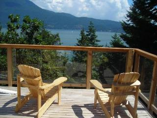 Breathtaking View, Tranquil Setting, Cozy House - Bowen Island vacation rentals