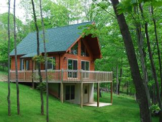 """Stunning Getaway In The West Virginia Mountains!"" - Seneca Rocks vacation rentals"