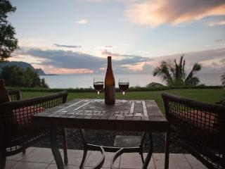 Stunning Oceanfront 'Bali Hai' 1 BR Pali Ke Kua - Princeville vacation rentals