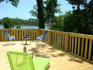 SPRING SPECIALS! $795 WK  FISHING PIER WATERVIEW! - Pensacola vacation rentals