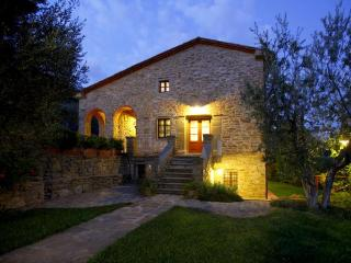 Villa del Colle ideal location for family reunion - Castiglion Fiorentino vacation rentals