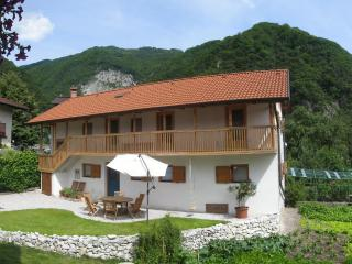 hise LEBAN : Leban self-cattering holiday house - Tolmin vacation rentals