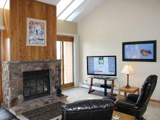 BV402BB Great Condo with Elevator, King Bed, Wifi, Fireplace, Clubhouse - Silverthorne vacation rentals