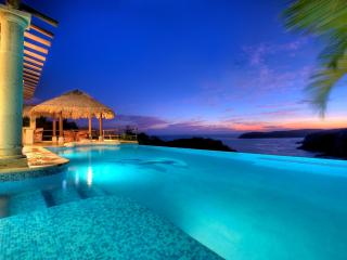 3 Oceanfront Villas, Las Palmas, w/ Secluded Beach - Huatulco vacation rentals