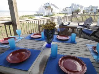 30 Steps to Beach, Sleep 15, 8 Rooms w Beach Views - Galveston vacation rentals